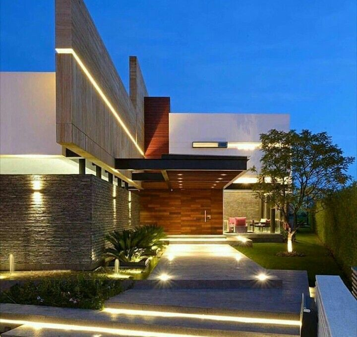 Pin by Maxi Viviendas on Casas minimalistas Pinterest Modern - casas minimalistas