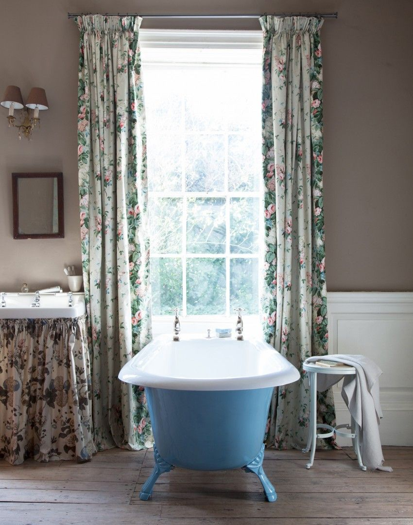 Charming Bathroom Fabrics Contemporary - The Best Bathroom Ideas ...