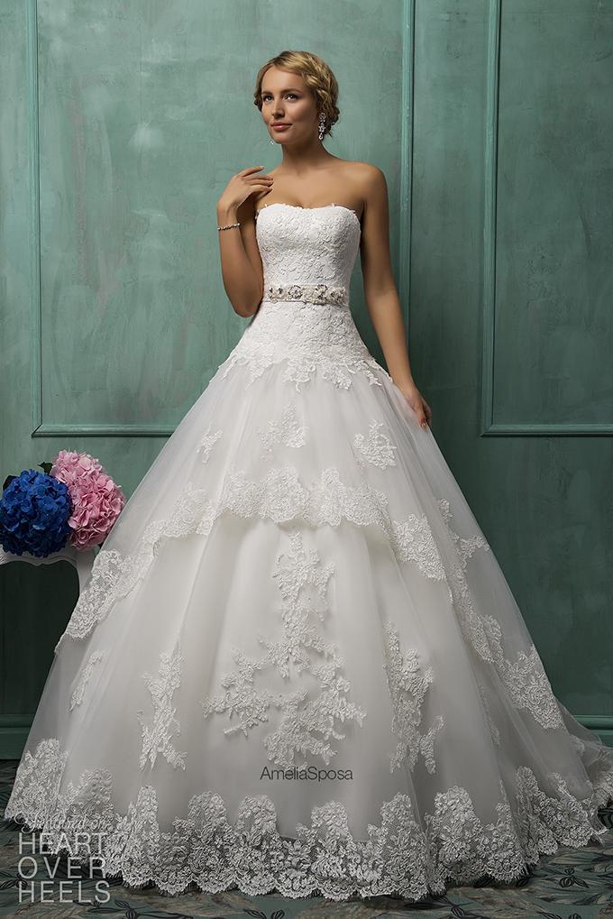 Amelia Sposa 2014 Wedding Dress Style Brigit