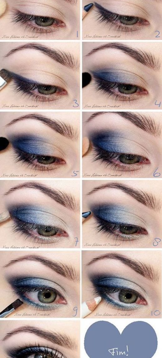 Photo of 15 Step-By-Step Smoky Eye Makeup Tutorials for Beginners – crazyforus