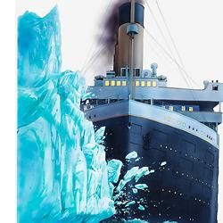 Titanic Steamship Shower Curtain Google Search
