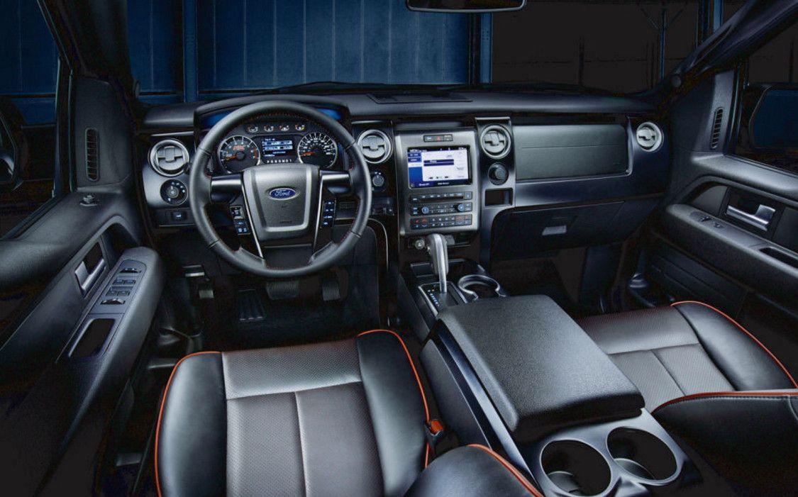 Ford Raptor 2016 Interior 2 Pinterest Ford Ford Trucks I Ford