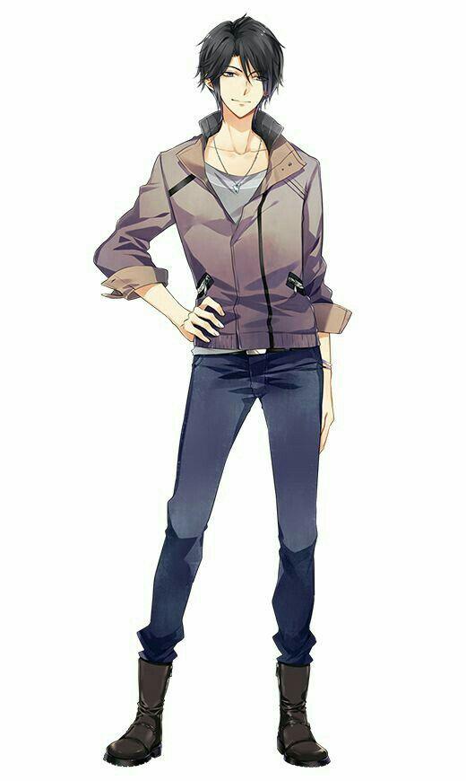 Lynwood Hatch Anime Guys Anime Boy Anime Outfits