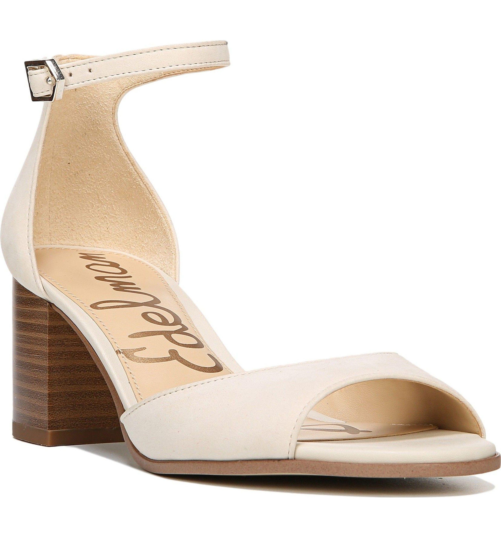 d4f911f3862 Main Image - Sam Edelman Susie d Orsay Ankle Strap Sandal (Women ...