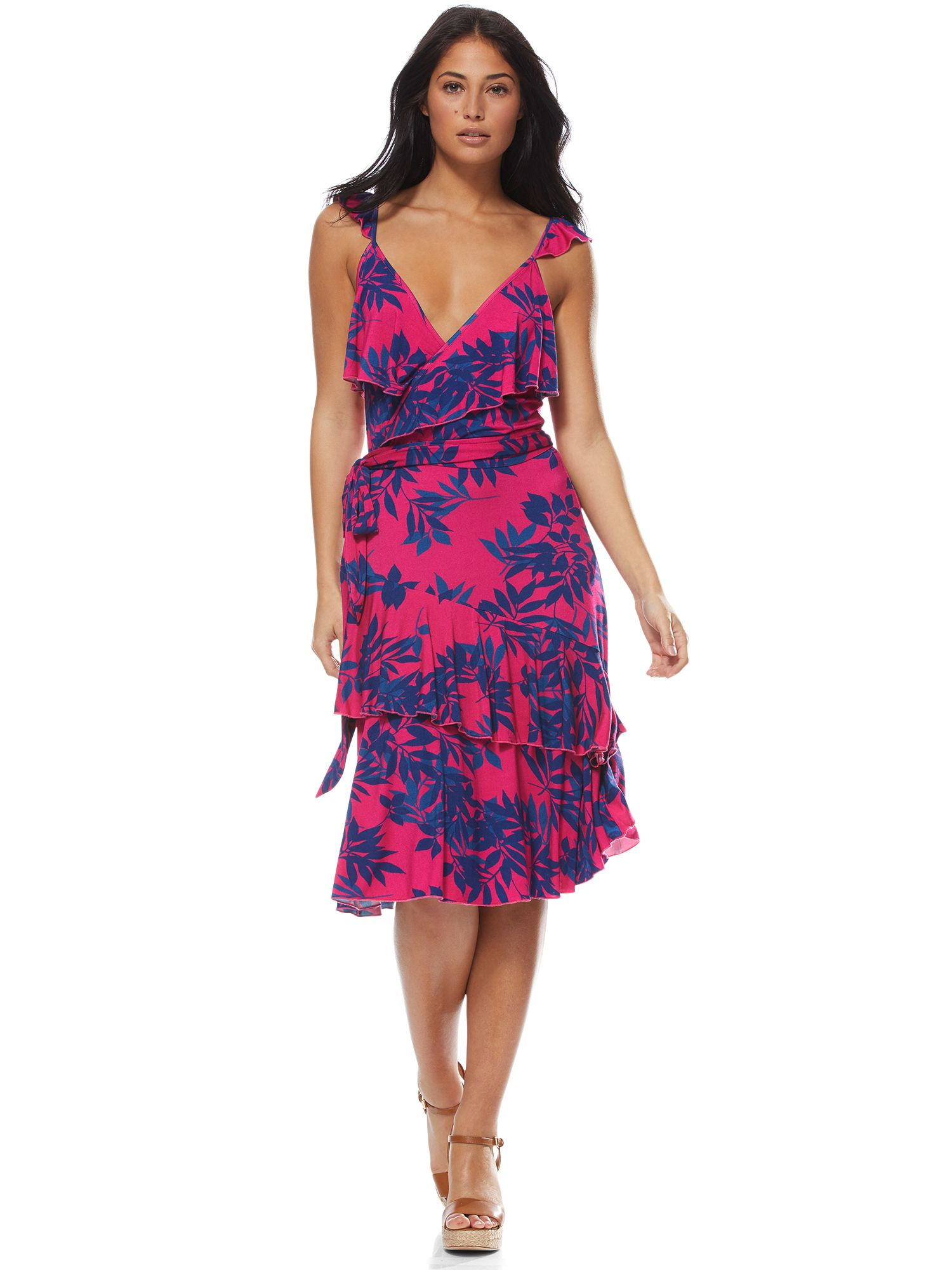 Sofia Jeans By Sofia Vergara Sofia Jeans By Sofia Vergara Sleeveless Tiered Ruffle Faux Wrap Dress Women S Walmart Com Wrap Dress Faux Wrap Dress Cute Sweater Outfits [ 2000 x 1500 Pixel ]