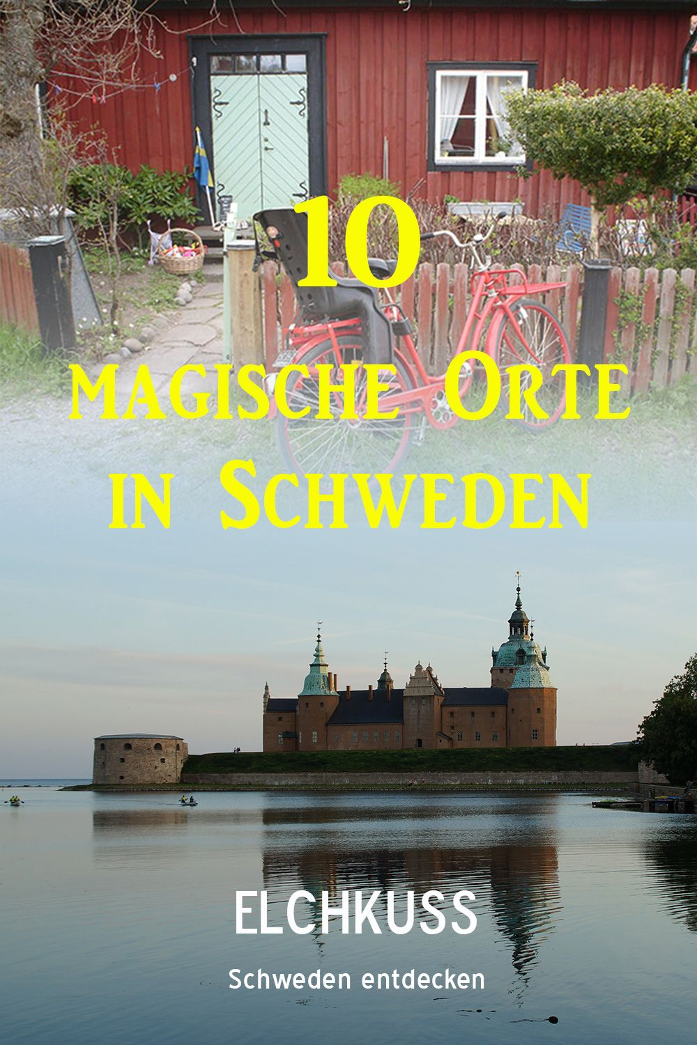 Photo of 10 magical places in Sweden