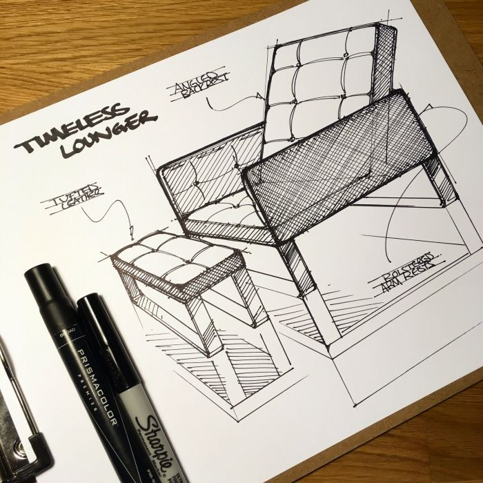 Sketchbook by kelly custer at art ref misc - Fundamentals of interior design ...