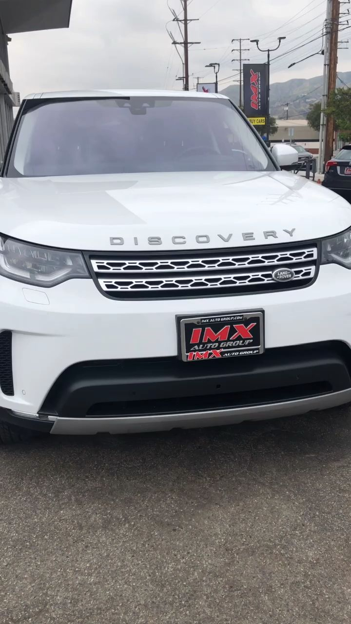 2017 Land Rover Discovery HSE 4WD Sport Utility