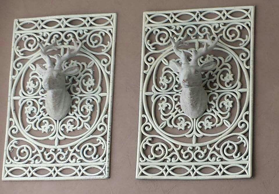 Action Hertenkop En Deurmat Wanddecoratie Zelf Maken Doe Het Zelf Wanddecoraties Afbeeldingen Ophangen