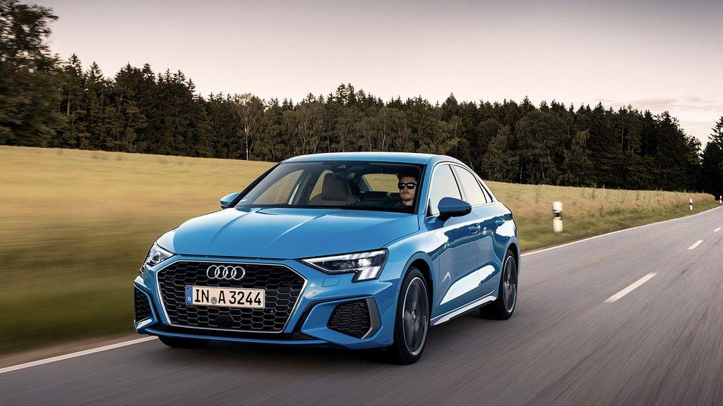 Audi A3 Sedán 2021, a detalle en 123 fotos: así es la ...