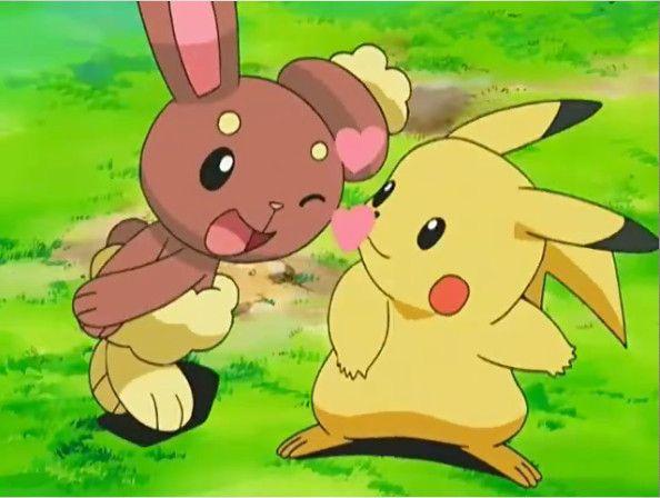 Pikachu Buneary Pokemon Pinterest Pokémon Pikachu And Cute
