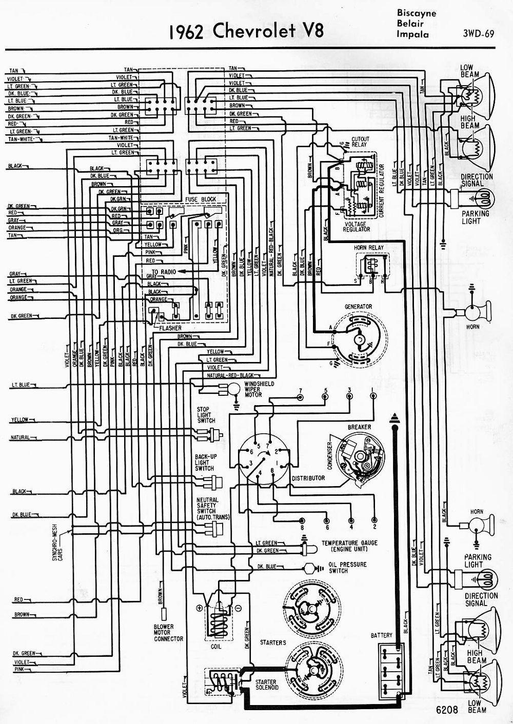 69 Corvette Wiring Diagram