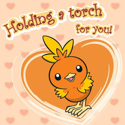 Pokémon Valentine's Day