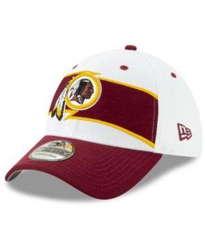 3b59ae7589b03 New Era Washington Redskins Thanksgiving 39THIRTY Cap - White S M ...