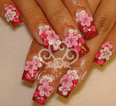 Www Himenail By Anese Nail Artist Located In Tustin Ca