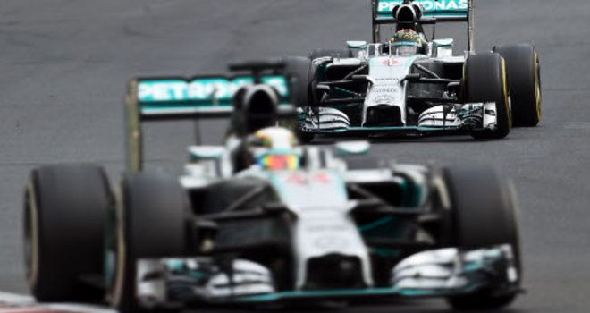 Nico Rosberg questions timing of Safety Car's appearance in Hungarian GP
