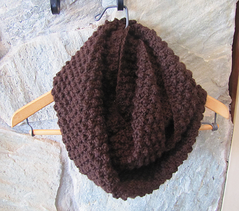 The Spike Stitch Cowl By Minazara - Free Crochet Pattern - (ravelry)
