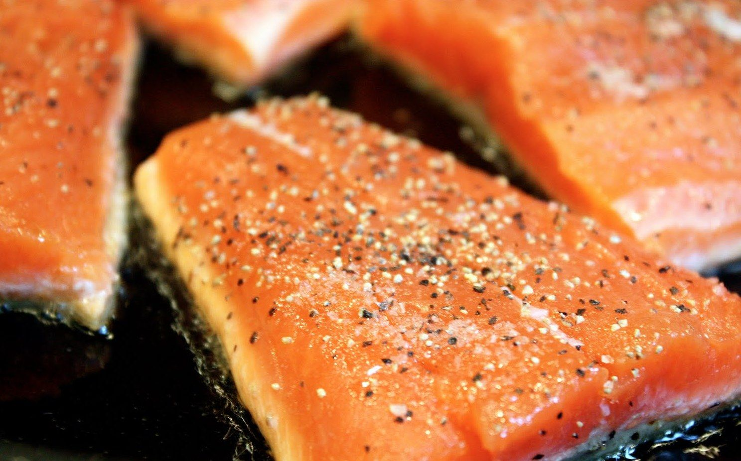 Marinade For Pan Seared Salmon