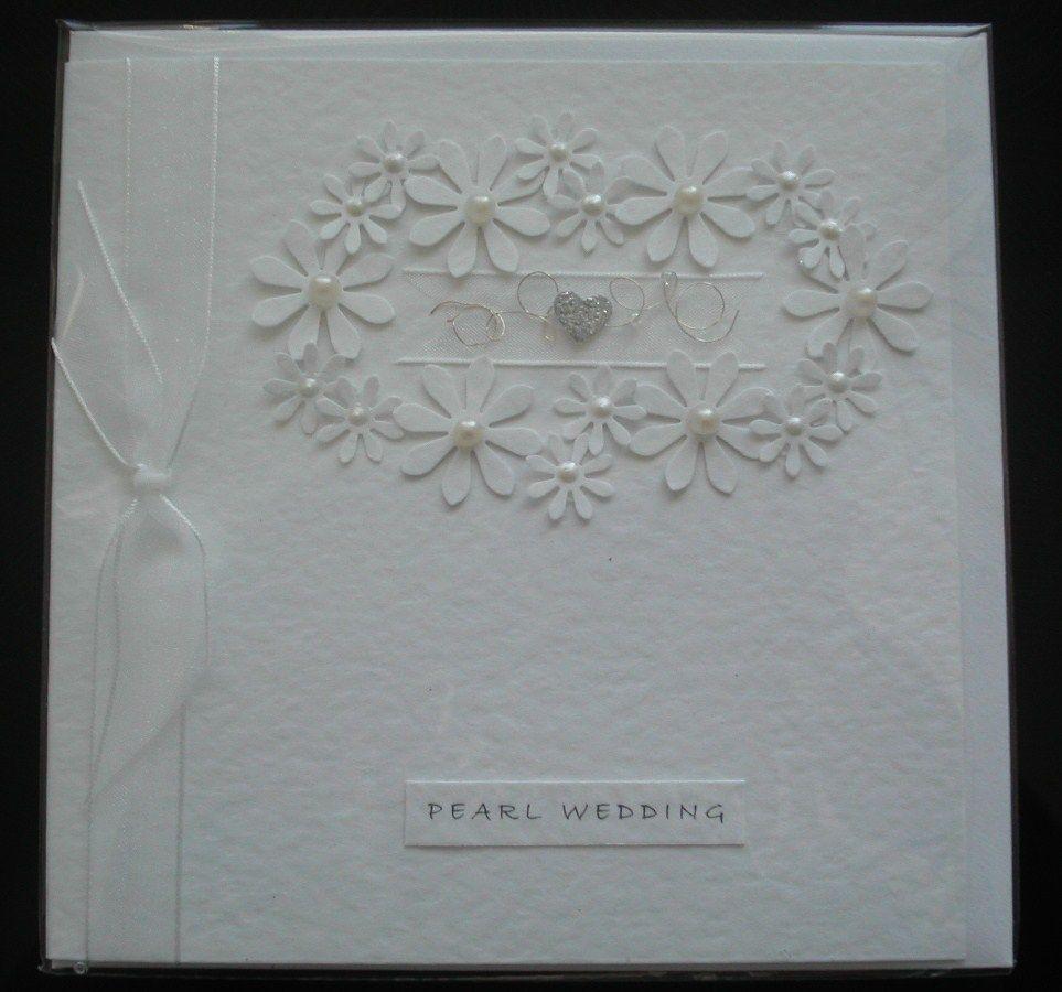 Handmade Anniversry Cards