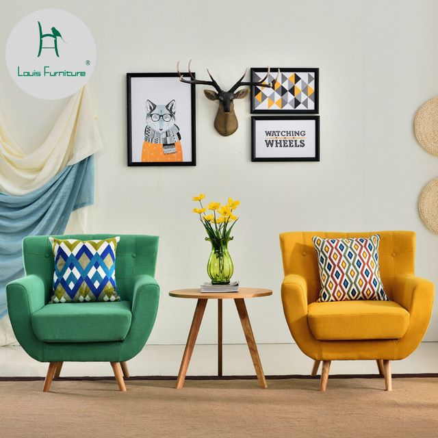 Living Room Chairs, Single Living Room Chairs