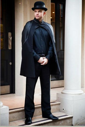 Flemings Mayfair Hotel - The Uniform Studio - practical and stylish bespoke staff uniforms for hotels, restaurants, retail and corporate events.
