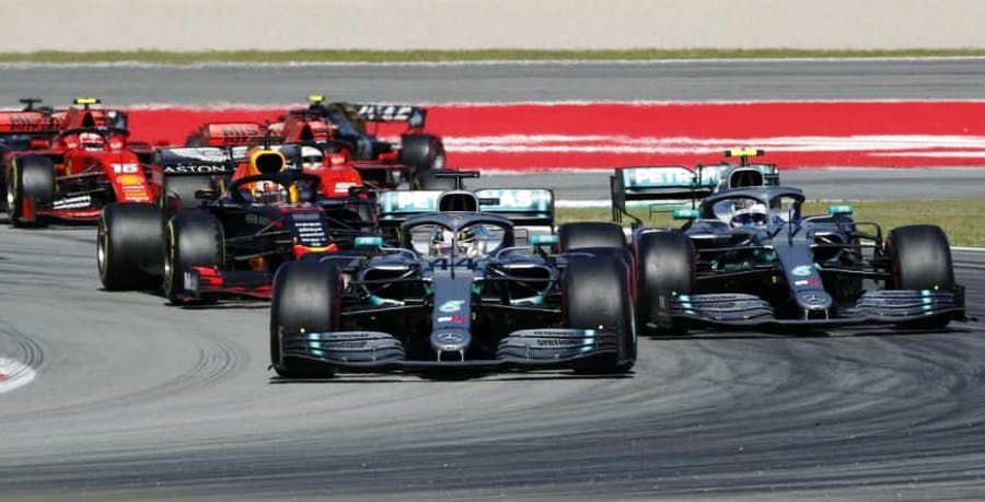 Mercedes Bombshell Rocks World Of Formula 1 Mercedes Amg Car