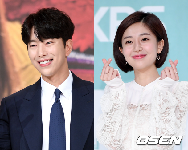 Lovestagram Yoon Hyun Min And Baek Jin Hee Steadily In Love For 4 Years Baek Jin Hee Korean Entertainment News Joo Sang Wook