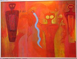 Ancient Guardians, Copyright 2006, Frank LaPena