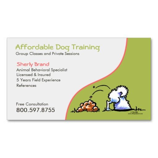 Dog trainer pet business naughty samoyed business card business dog trainer pet business naughty samoyed business card colourmoves