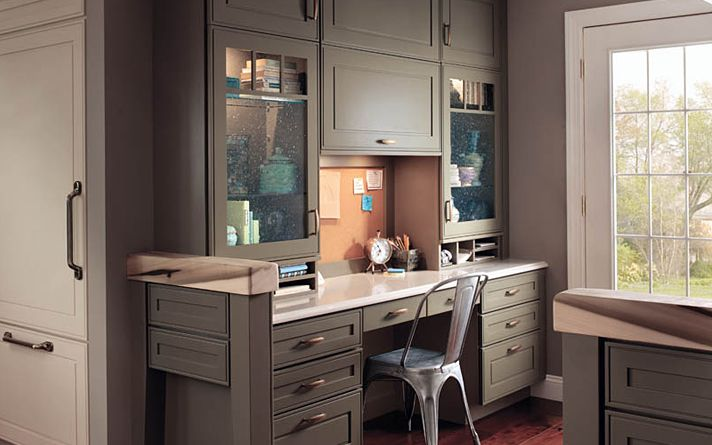 kitchen cabinets ideas kitchen cabinet desk ideas inspiring - Kitchen Desk Ideas
