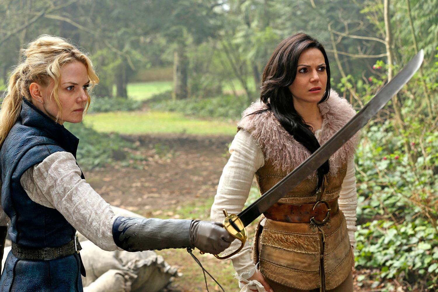 The future for our favorite fairy tale characters is looking pretty bleak as Once Upon a Time turns heroes into villains in its two-hour season finale.