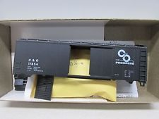 ATHEARN ~ BRANCHLINE TRAINS C&O 40' BOX CAR # 17854  ~ HO SCALE