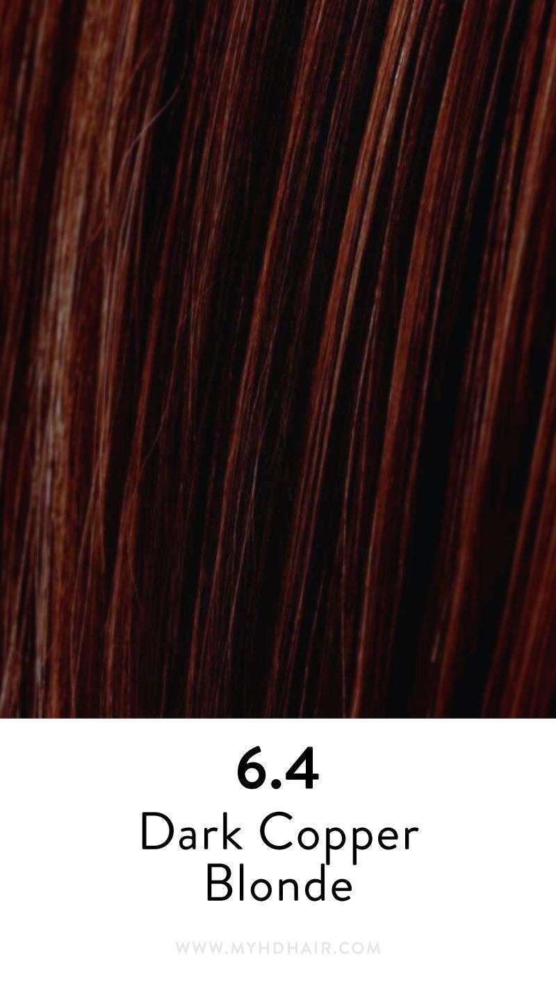 Hair Colour In 6 4 Dark Copper Blonde We Love 6 4 S Depth And Strong Strong Strong Copper Tones Suits Warm Skin Tones Cabelo Ruivo Cabelo Ruivo