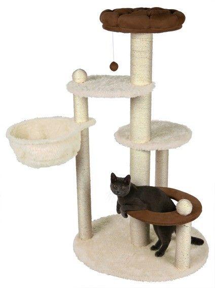 Rascador Para Gato My Kitty Darling De 137cms Paticas Es