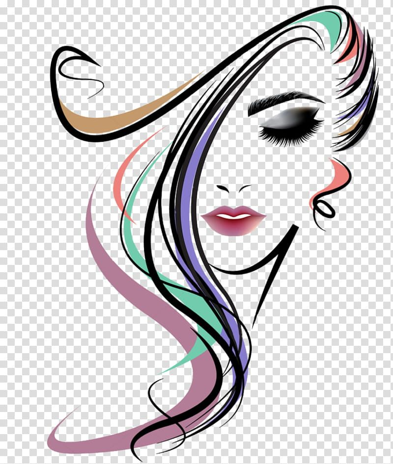 Women Long Hair Style Girl Face Transparent Background Png Clipart Girl Face Long Hair Drawing Drawing Artwork