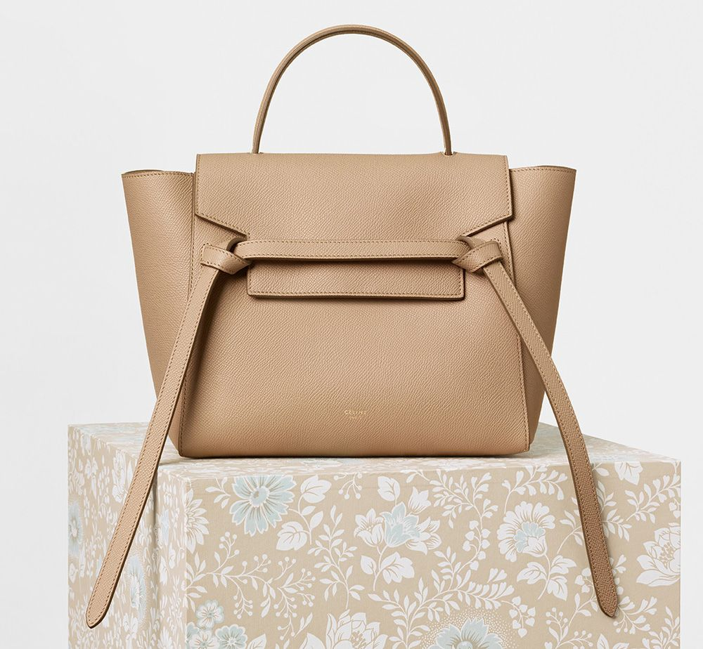 Céline S Spring 2017 Bags Are Here And We Have More Than 90 Photos Prices