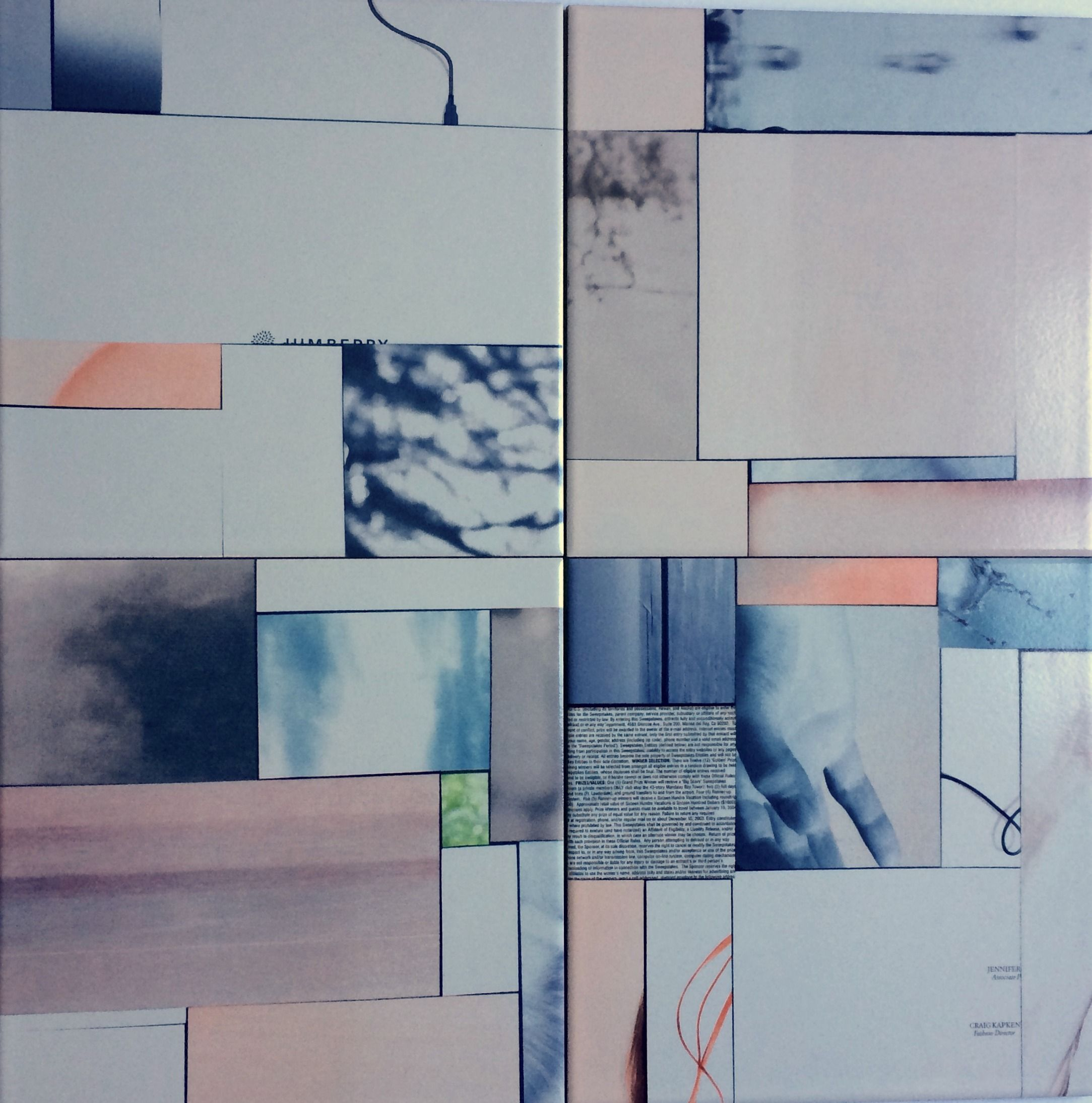 Modwalls Rex Ray Studio Ether Collection Chroma Ceramic Tiles (8 ...