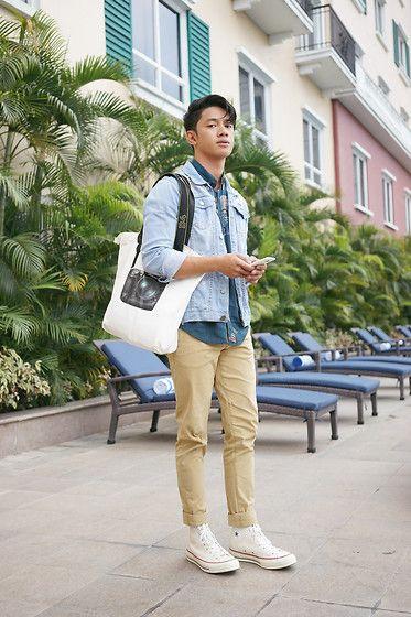 Converse Shoes #Men #Street #Style
