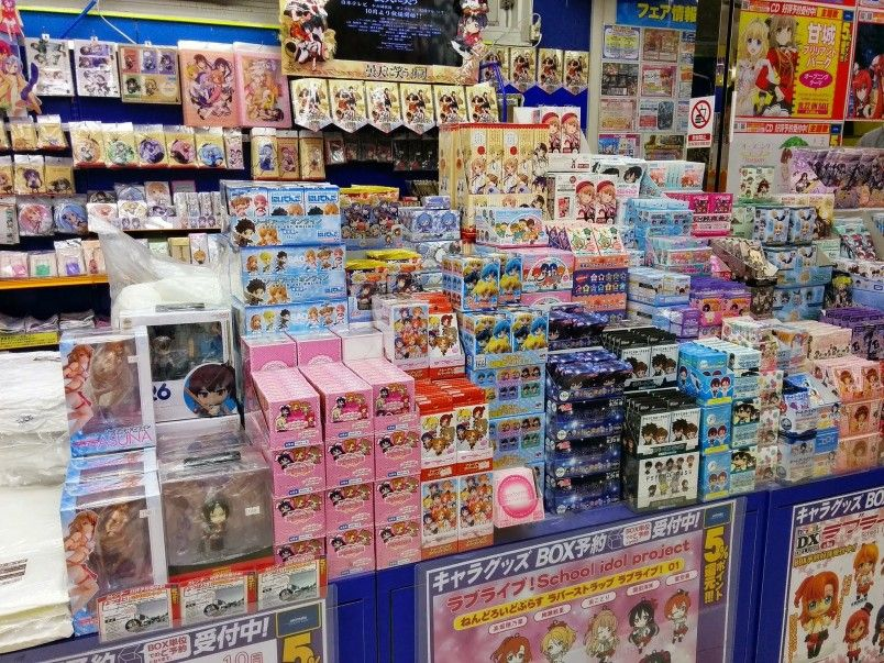 15 things to do in akihabara akihabara anime store japan
