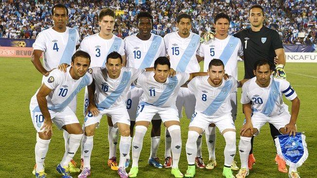 Football Futbal Club Team Sports Ball Youth T-shirt Guatemala Soccer