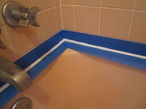 Fix Your Shower And Tub Caulking Amazing Bathrooms Painting