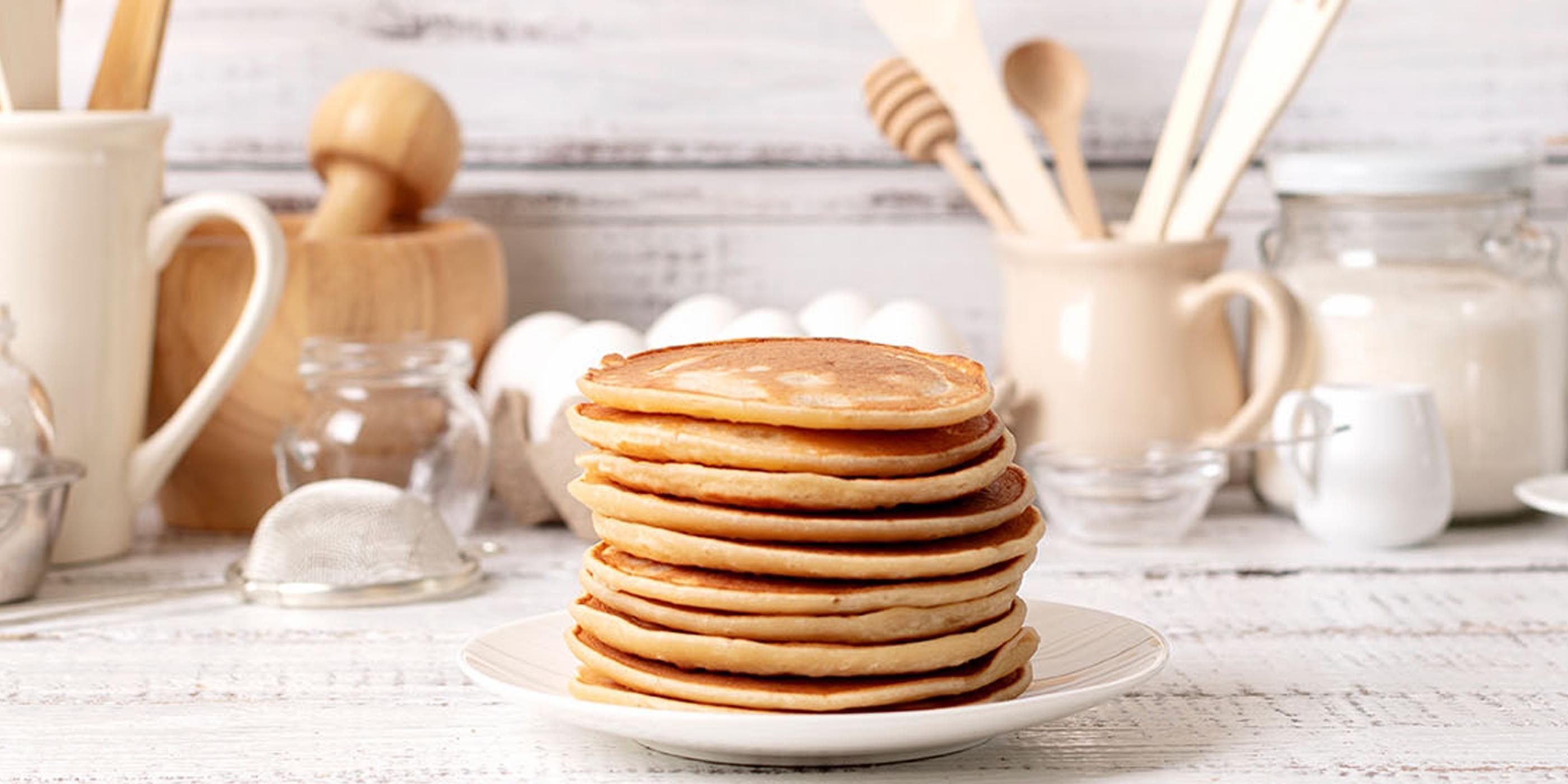 Glutenfree no syrup needed pancakes recipe no calorie