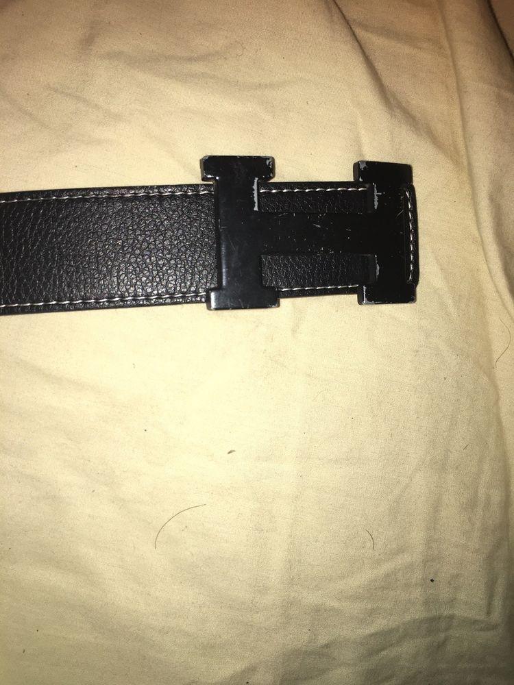 piuttosto economico miglior grossista super economico Hermes Belt Black #fashion #clothing #shoes #accessories ...