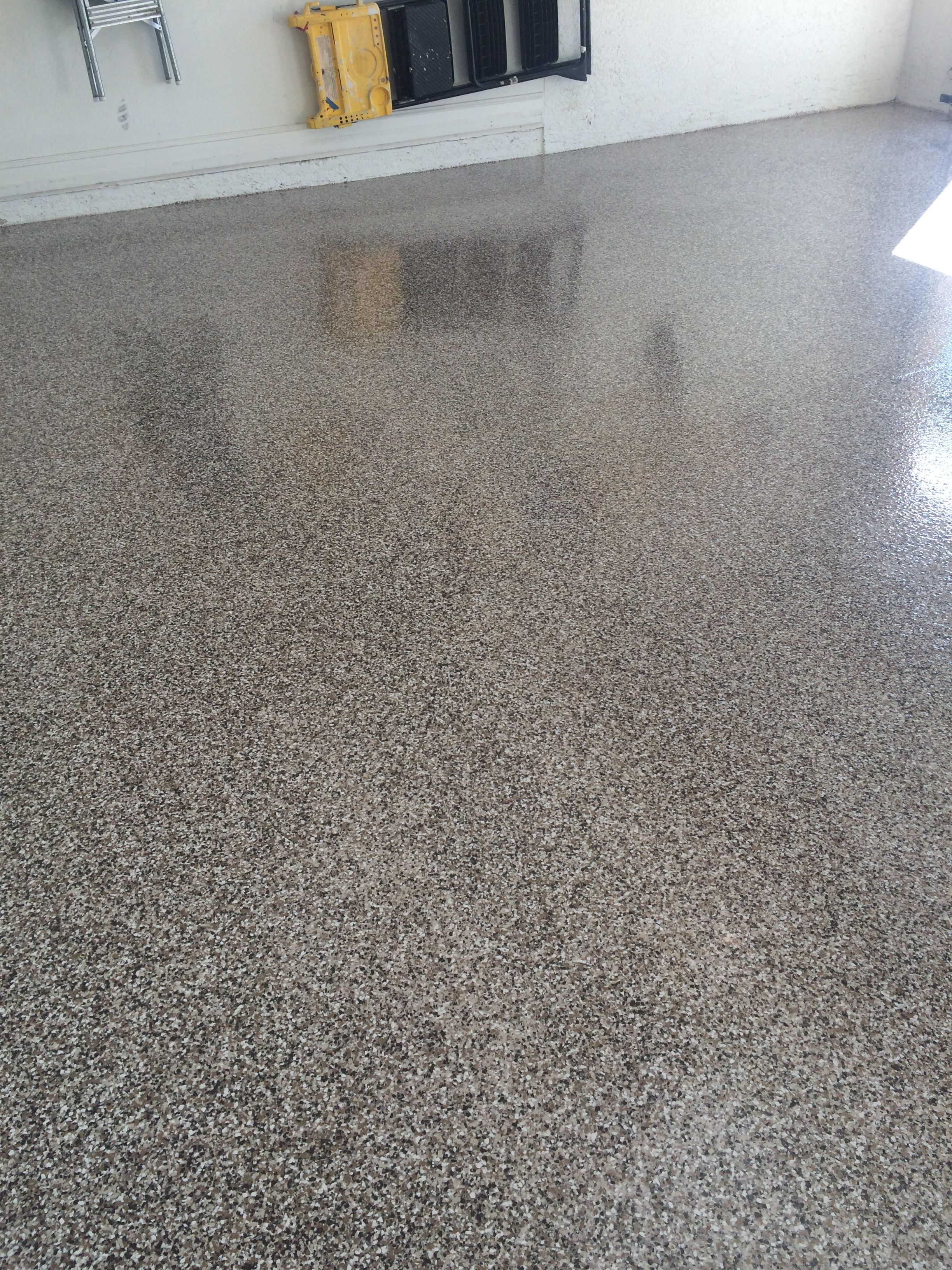 Pin by GarageFeet Floor Coatings on Decorative Full Flake