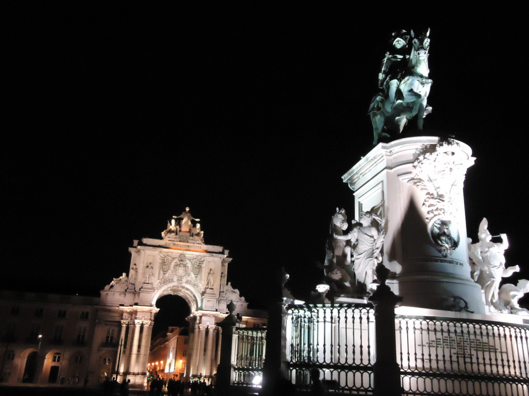Praça do Comércio | Lisbon