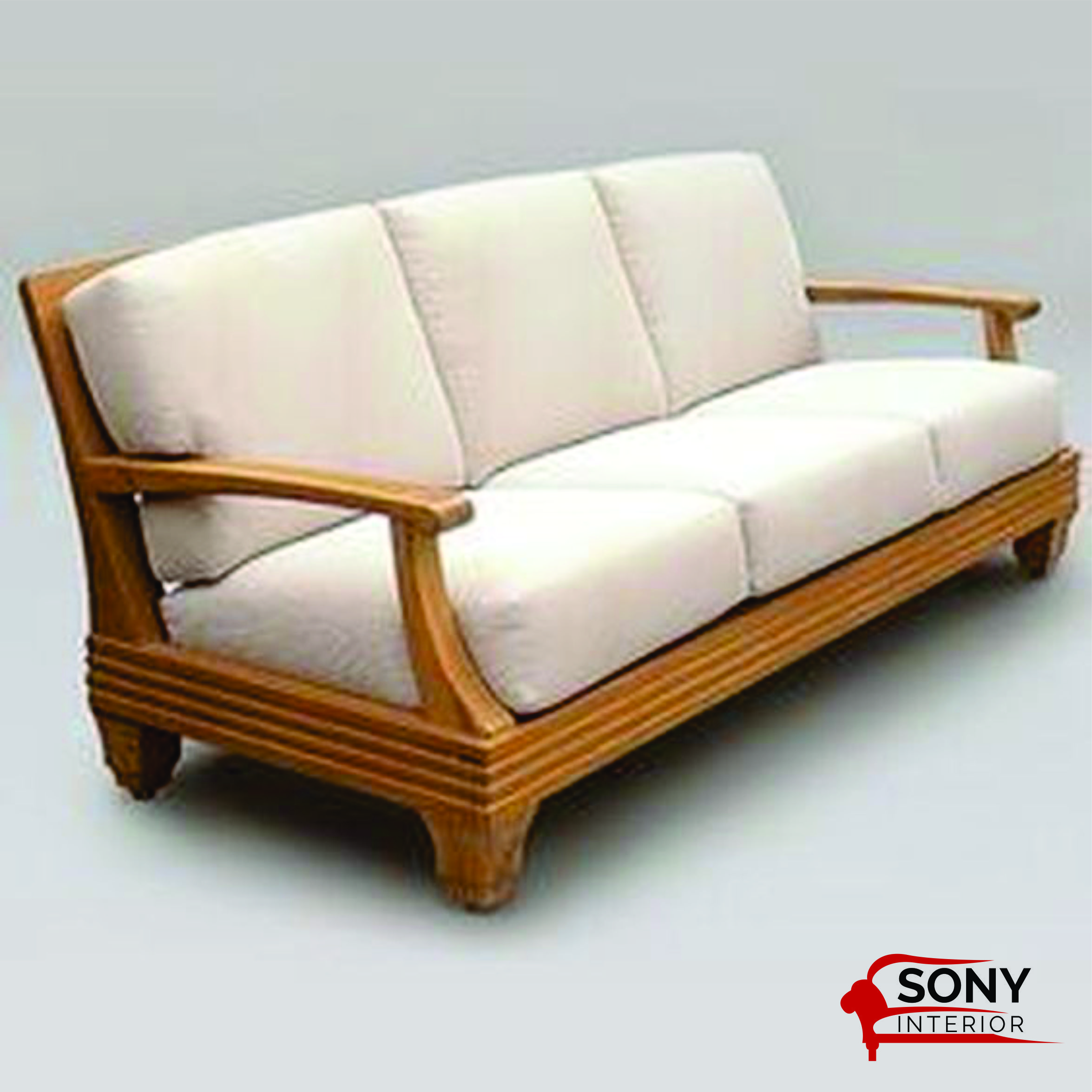 Pin By Sony Interior On Sofas In 2020 Rustic Sofa Teak Sofa Wooden Sofa