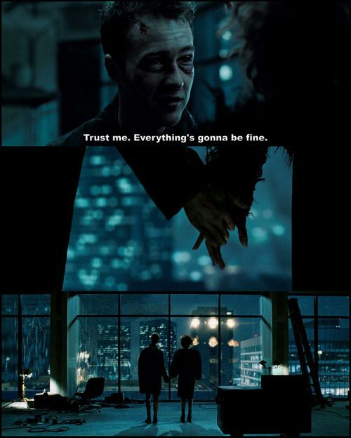 Log In Fight Club Quotes Fight Club Fight Club Rules