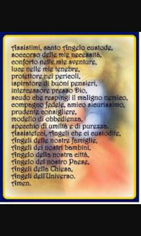 Angeli Custodi Angeli Frasi Event Ticket E Ticket