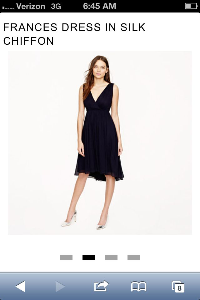 24065806ae7ea JCrew bridesmaids dress - the one. $275. Buy using Ebates.com for an ...
