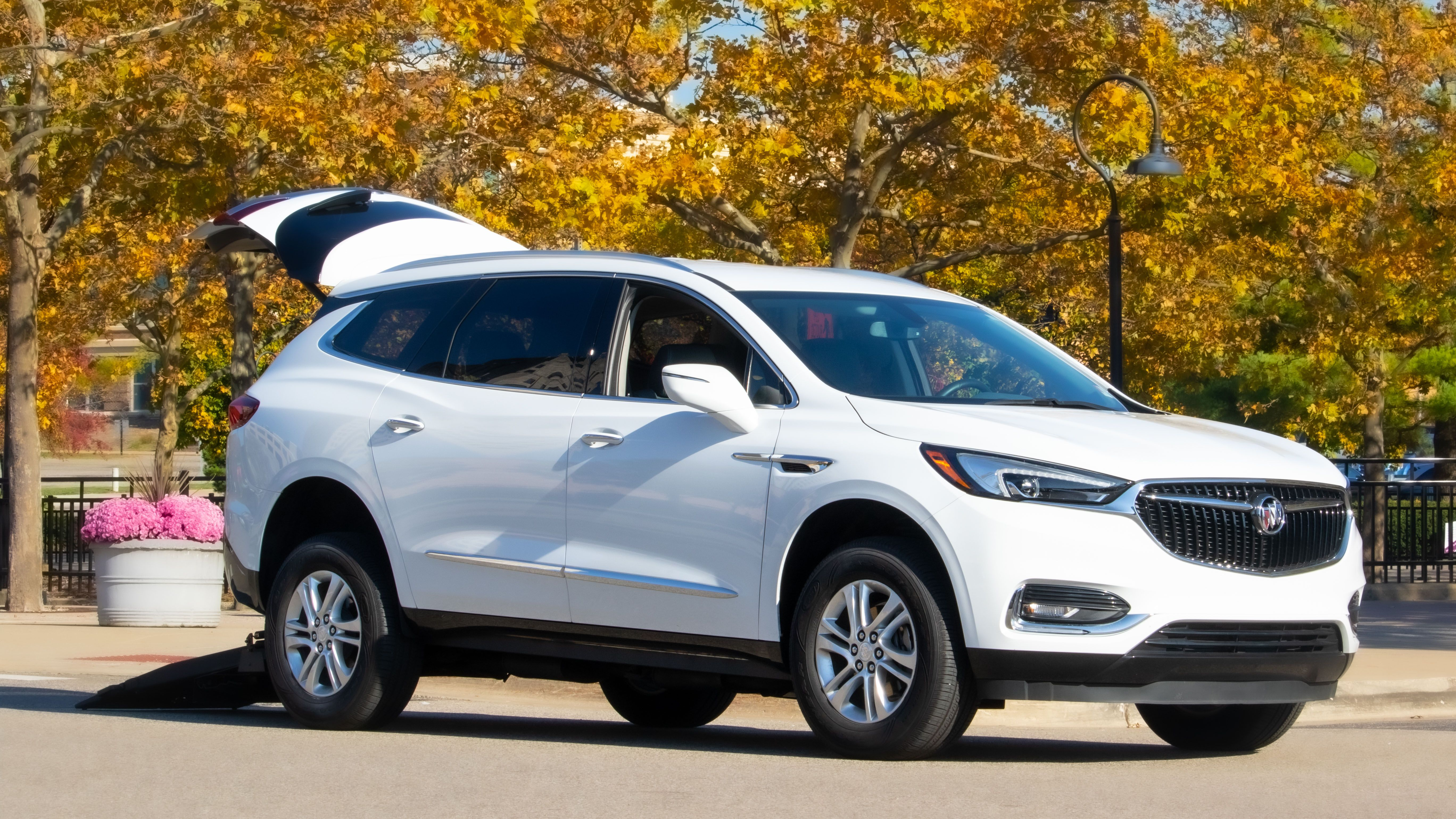 This Mid Size Luxury Buick Enclave Suv Could Be Exactly What You